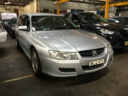 2005 Holden Commodore VZ Equipe 4 Speed 4 SP AUTOMATIC Wagon