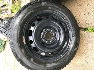 Mazda Winter Package (Tires + Wheels + Mats + Delivery)