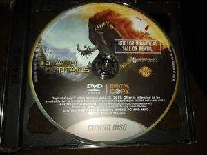 Clash of the Titans DVD Cambridge Kitchener Area image 1