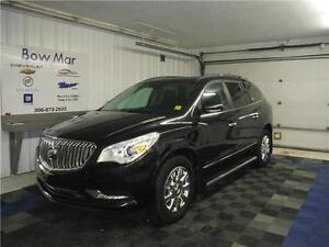 2013 Buick Enclave Leather-**HEATED SEATS*REMOTE START*PST PAID*