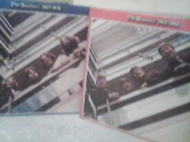 The Beatles Vinyls x 4