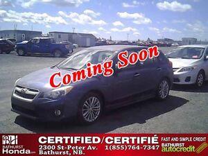 2013 Subaru Impreza 2.0i WOW!! Limited PKG! AWD! Low mileage! Na