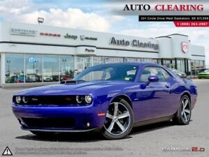2016 Dodge Challenger R/T SHAKER PACKAGE SASK TAX PAID