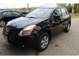 2010 Nissan Rogue S All Wheel drive