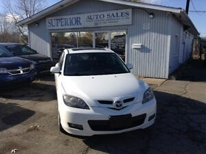 2008 Mazda Mazda3 GT *Ltd Avail* Fully Certified and Etested!