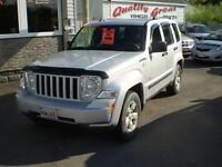 2009 Jeep Liberty Sport North Edition