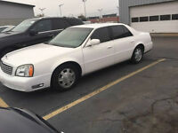 Well maintained Cadillac DTS