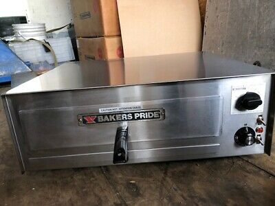 New Bakers Pride Px16 Px-16 Electric Pizza Oven Commercial Restaurant Grade