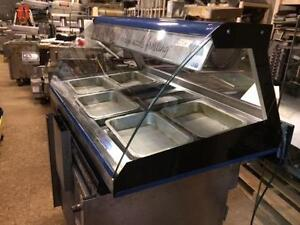 Heated Showcase - Commercial Food Display Case - iFoodEquipment.ca