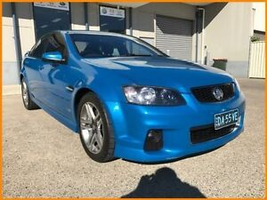 2012 Holden Commodore VE II MY12 SS Blue 6 Speed Manual Sedan Blacktown Blacktown Area Preview