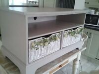 COUNTRY BASKET TV UNIT.... £79---