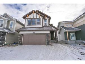 Brand New Three Bedroom Home For Sale in Airdrie