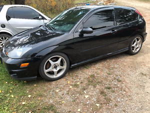 2002 Ford Focus SVT Coupe (2 door)