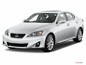 Lexus IS 2006-2013 owners - Add bluetooth for $50!