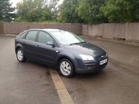 FORD FOCUS STYLE 1.6TDCi*TURBO DIESEL*07-57 114K BRAND NEW MOT EXCELLENT CONDITION/DRIVE ONLY £1699