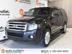 2013 Ford Expedition MAX Limited 4WD, Heated/Cooled Seats, NAV,