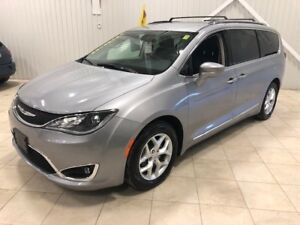 2018 Chrysler Pacifica Touring-L Plus*CUIR*DVD*CAMÉRA*ANGLES MOR