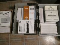 Manual Lot for GM Cars and Trucks