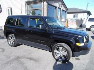 "2016 Jeep Patriot High Altitude 4X4  "" Toit-Cuir-Navigation"