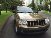 2008 Jeep Grand Cherokee Laredo North edition DIESEL