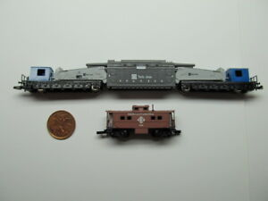 z scale train cars.