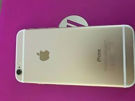 iPhone 6, 16GB, Rose Gold, EXCELLENT condition