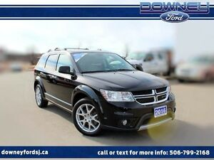 2016 Dodge Journey RT LEATHER AWD HEATED EVERYTHING BACKUP CAM