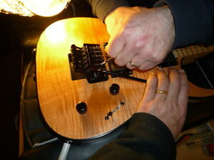 Guitar Setups,General Repairs,  Fast  Service, Buy, Sell, Trade London Ontario image 6