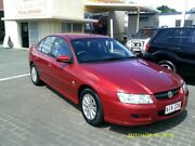 2004 Holden Commodore VZ Acclaim Maroon 4 Speed Automatic Sedan Coopers Plains Brisbane South West Preview
