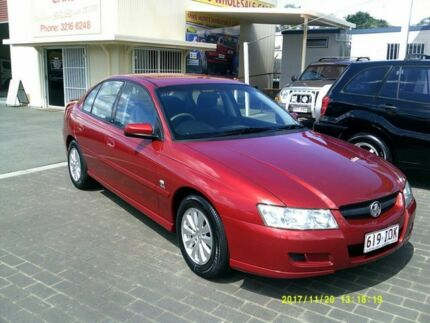2004 Holden Commodore VZ Acclaim Maroon 4 Speed Automatic Sedan
