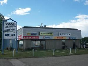 TURN KEY BUSINESS FOR SALE IN GRIMSHAW AB