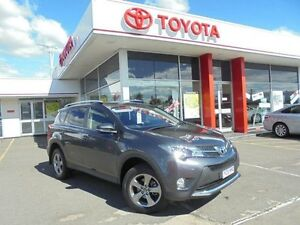 2015 Toyota RAV4 ZSA42R MY14 Upgrade GXL (2WD) Graphite Continuous Variable Wagon Belmore Canterbury Area Preview