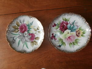 Cake Plates-Made In Japan