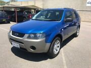 2007 Ford Territory SY TX (RWD) Blue 4 Speed Auto Seq Sportshift Wagon Mitchell Gungahlin Area Preview