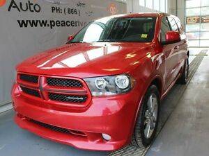 2012 Dodge Durango Heat