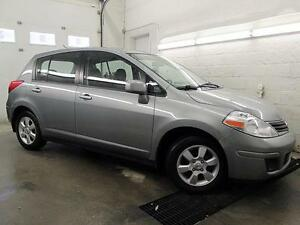 2010 Nissan Versa SL A/C MAGS CRUISE SEULEMENT 49,900KM