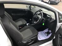 Ford Fiesta 1.5 Tdci Van DIESEL MANUAL WHITE (2013)