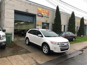 2012 FORD EDGE ECOBOOST (4 CYL)/AUT/AC/MAGS/GR-ELECTRIQUE...