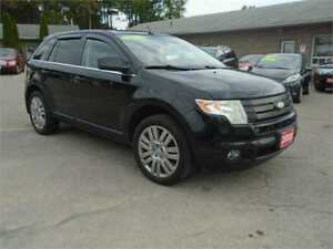 "2008 FORD EDGE ""LIMITED"" ALL WHEEL DRIVE"