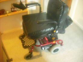 Shoprider powered wheelchair-Sell or swap for guitar, mandolin, violin, concertina