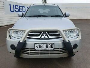 2014 Mitsubishi Challenger PC (KH) MY14 Silver Sports Automatic Wagon Whyalla Whyalla Area Preview