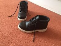 Timberland Nellie Padded Collar Boots - great condition!!!