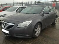 Vauxhall Insignia Main Grill without the Badge 2012 breaking spares parts