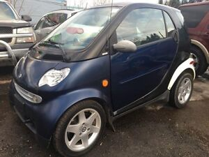 2006 Smart fortwo pure