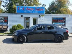 2011 Lexus IS 350 ALL WHEEL DRIVE 350! HAVE YOU SEEN ONE LIKE TH
