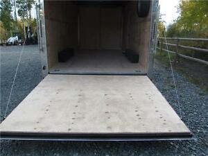 "18' CARGO TRAILER WITH 12"" EXTRA HEIGHT Prince George British Columbia image 4"
