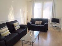 2 bedroom flat in Headland Court near RGU, Garthdee, residents parking