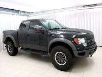 2010 Ford F-150 RAPTOR SVT4X4 6.2L EXT CAB 2DR 5PASS