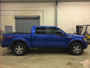 2010 Ford F-150 FX4 SuperCrew ($4k car audio+2-way remote start)