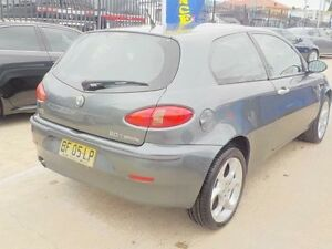 2002 Alfa Romeo 147 Green Automatic Coupe Lansvale Liverpool Area Preview